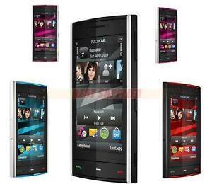 "Nokia X6 X6-00 8Gb/16Gb ROM 3G Wifi GPS 5mp Touchscreen Original Cellphone 3.2"""