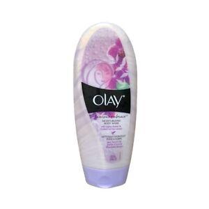 Olay Luscious Embrace Moisturizing Body Wash Jojoba Butter Orchid Extract 18 oz
