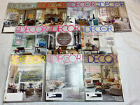 Elle Decor Magazine 10 2014 LOT Jan Feb March April May June Jul Aug Sep Oct Nov