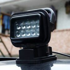Cree Remote Control Search LED Work Light Magnetic Spot Wireless  50W 12V