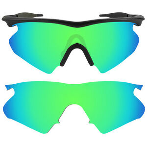 Fit&See Polarized Green Replacement Lenses for Oakley M Frame Heater