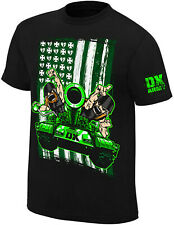 WWE D-GENERATION X World's Biggest Member OFFICIAL AUTHENTIC RETRO T-SHIRT