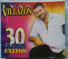 IVAN  VILLAZON  30 GRANDES EXITOS  Latin VALLENATO from Colombia CD