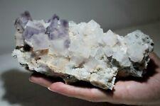 Schöner Violet Fluorit  stufe xx - aus Sardinien - Italien  gr. 742