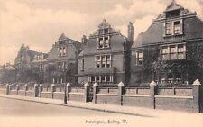 West London - EALING, Harvington School,  Castlebar Road,  W5.