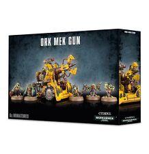 Games Workshop - Warhammer 40k - Orks - Ork Mek Gunz