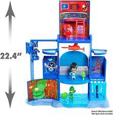 PJ Masks - Mission Control HQ Playset Kids Toy