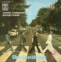 THE BEATLES, SG, COME TOGETHER + 1, SPANISH EDIT, AÑO 1969