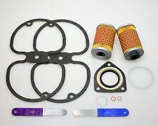 BMW R100RS mit Ölkühler Ölfilter Ventildeckeldichtungen Ventillehren Inspektion