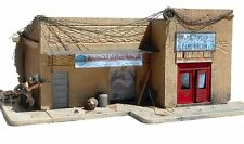 "Dioramas Plus 1/35 ""Shorted Out"" Middle East / Iraq Building Front Section DP26"