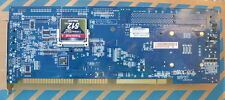 SBC81870-RC Rev. A1 All in One ISA/PCI card (CPU, puertos, VGA, LAN, Pentium M)