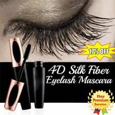4D Silk Fiber Eyelash Mascara Extension Makeup Black Waterproof 2020 Eye Lashes