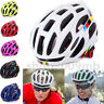 Bike Safety Helmet With Tail Light Road Cycling Bicycle MTB Helmet Ultraligt
