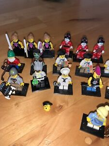 Lego Friends Lot of 16 New Minifigures 4 New Animals NEW /& Authentic LEGO!