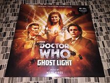 Doctor Who Ghost Light TV Soundtrack BBC Black vinyl First Pressing Sealed