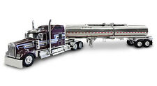 DCP Fleenor Brothers Kenworth ICON 900 with Brenner Chemical Tanker, 1/64, New