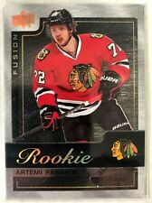 2015-16 Artemi Panarin Upper Deck Fusion Rookie Achievements Black #R5 Chicago