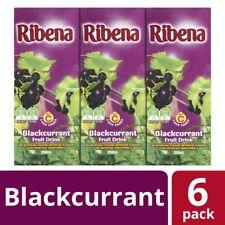 Ribena Blackcurrant Fruit Drink Multipack 250mL 6 pack