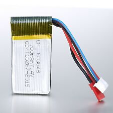 Remplacement 7.4V 700mAh Batterie Raccord pour MJX X600 Hexacopter RC Drone