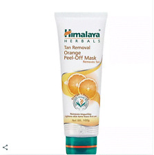 Himalaya-Herbals-Tan-Removal-Orange-Peel-Off-Mask-Removes-skin-tan-Free-Shipping