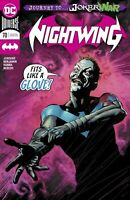 Nightwing #70 DC COMICS COVER A 1ST PRINT