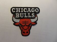 chicago bulls NBA  Embroidered 3-1/8 x 3 Iron On Patch