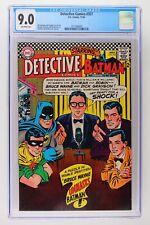 Detective Comics #357 - DC 1966 CGC 9.0