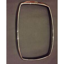 Mercedes Benz W114 W115 Headlight Glass Chrome Bezel Trim Frame 2pcs Pair