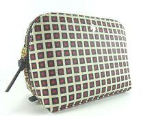 178140c0c62 NWT Tory Burch Kerrington Brigitte Cosmetic Case Makeup Bag in Milano Square