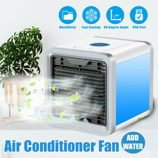 3 in 1 Air Conditioner Cooler Humidifier Purifier Fan Portable Home Cooling Flow