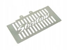STAINLESS STEEL RADIATOR COVER GRILL GUARD HONDA VT 125 VT125 SHADOW