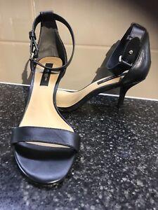 Ann Taylor Leather Stiletto Size 6.5