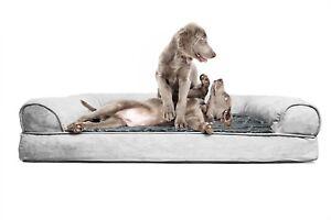 Big Dog Bed Sofa Pet Couch XXL Great Dane English Mastiff Cushion Puppy Large US