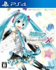 USED PS4 ​​Hatsune Miku -Project DIVA- X HD