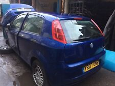Fiat Grande Punto 1.2 2007 Blue 5 Door breaking for spare parts Listing For Nut