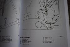 New Holland 604 634 644 664 654 Round Baler Service Workshop Manual
