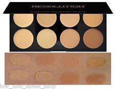 Makeup Revolution Ultra Cover & Concealer Palette Light to Medium 10g