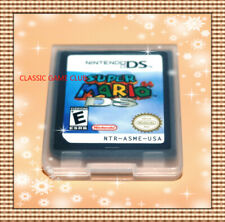 Super Mario 64 DS (Nintendo DS, 2004) Game Only for DS / DSi / 3DS XL / 2DS