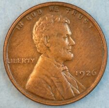 1926 P Lincoln Wheat Cent UNCIRCULATED BROWN Color UNC FAST S&H 34030