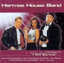HERMES HOUSE BAND : I WILL SURVIVE / CD - NEU