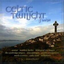 CELTIC TWILIGHT 7 Sacred Spirit - NEW CD Irish Anuna Mark O'Connor Stellamara