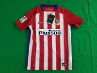 Atletico Madrid Trikot Home 2015/16 Nike Größe Boys L (147-158) -NEU- Kinder