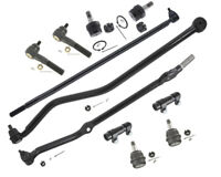 Torsion Bar Center Link Grand Cherokee 5.2L 5.9L Inner Outer Tie Rods Ball Joint