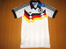 NEW DEUTSCHLAND GERMANY RETRO 1988 90 shirt trikot ADIDAS FOOTBALL XS