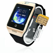Screen Touch Bluetooth Smart Watch Phone For Samsung Galaxy S7 S6 Note 5 4 3 HTC