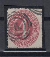 X2253/ GERMANY – SCHLESWIG – MI # 3 USED CERTIFICATE – CV 660 $
