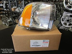 1999 - 2002 Dodge Ram 1500 2500 3500 Turn Signal Light Sport Package