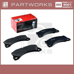 Brake Pads for Porsche Macan 95B 2.0 3.0 S Panamera 971 2.9 3.0 Brembo Front
