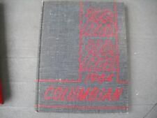 Vintage 1964 George C. Marshall High School Yearbook Falls Church Virginia Va.