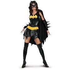 Rubie's Secret Wishes Women's Adult Batgirl Costume Bat Girl Size Medium 6 - 10